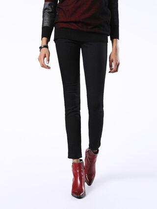 DORIS 0670H, Black denim