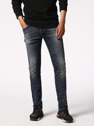 THAVAR JOGGJEANS 0674X, Blue jeans
