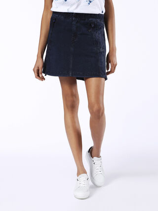 MDX SKIRT 1, Dark Blue