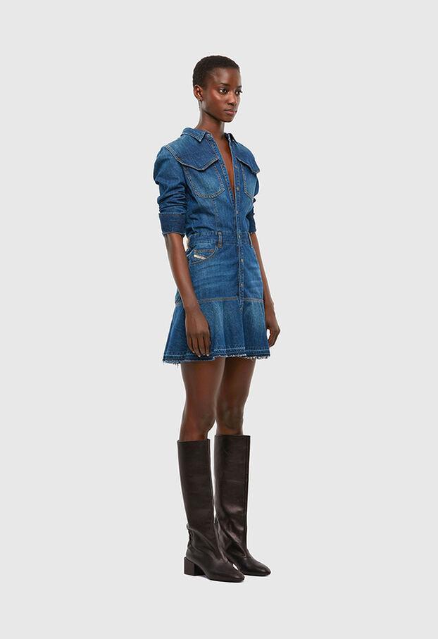 DE-JOANA, Medium blue - Dresses