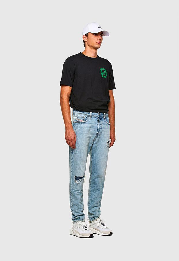 D-Vider 009JR, Light Blue - Jeans