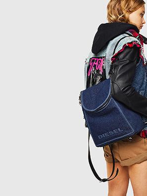 SPYNEA, Blue - Backpacks
