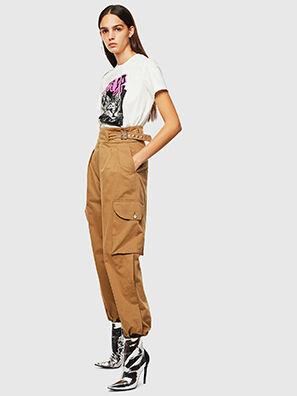 P-CHIKU, Light Brown - Pants