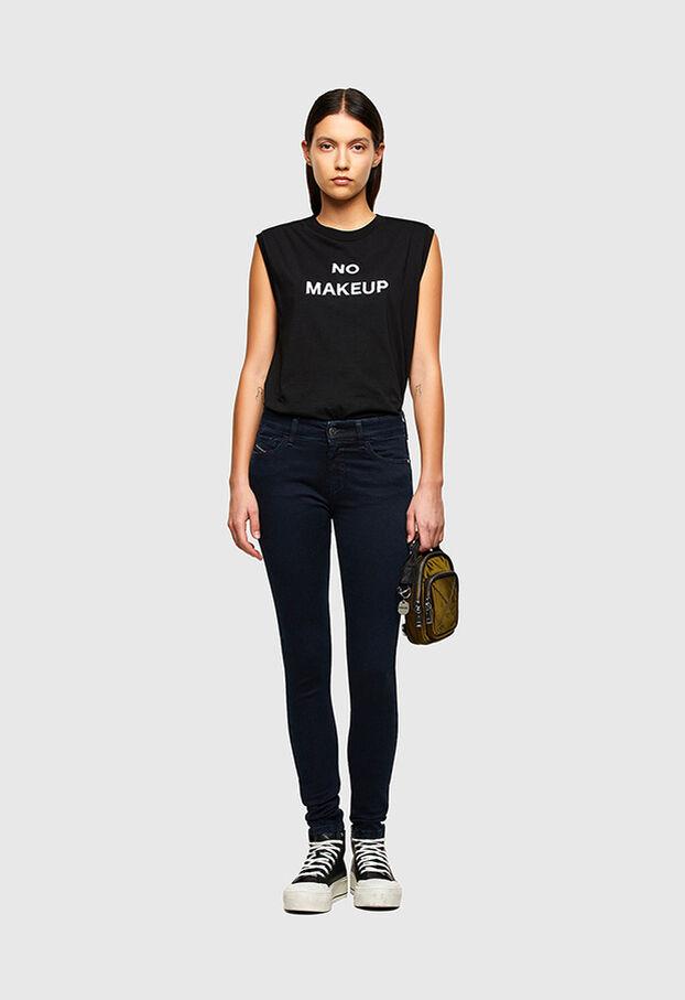 Slandy 009PV, Dark Blue - Jeans