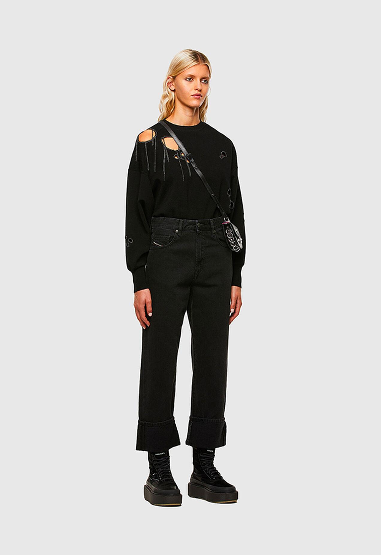M-ARIZONA, Black - Knitwear