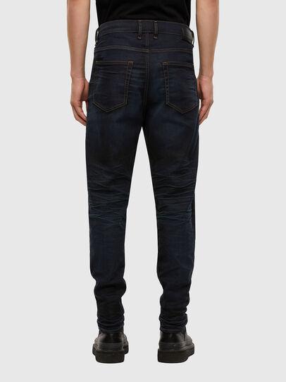 Diesel - D-Vider JoggJeans 069QF, Dark Blue - Jeans - Image 2