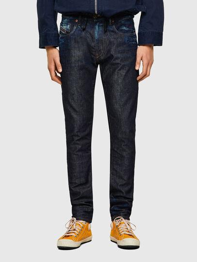 Diesel - D-Strukt 09A20, Dark Blue - Jeans - Image 1