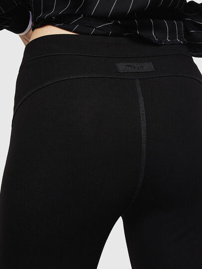 Diesel - P-AITU, Black - Pants - Image 5