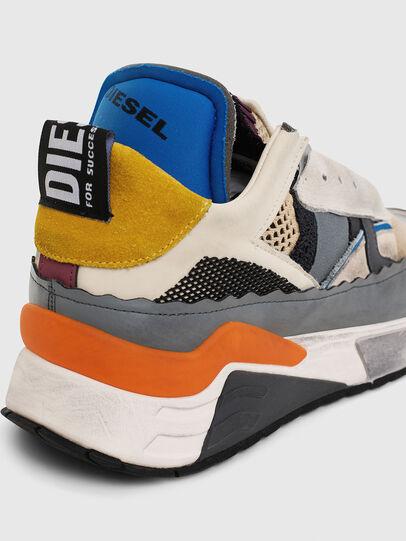 Diesel - S-BRENTHA DEC, Multicolor/White - Sneakers - Image 5
