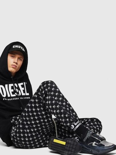 Diesel - S-BRENTHA DEC, Black - Sneakers - Image 6