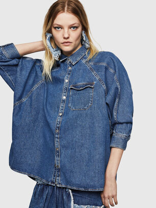 DE-NOVA,  - Denim Shirts
