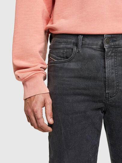 Diesel - D-Amny JoggJeans® 09A74, Black/Dark grey - Jeans - Image 4