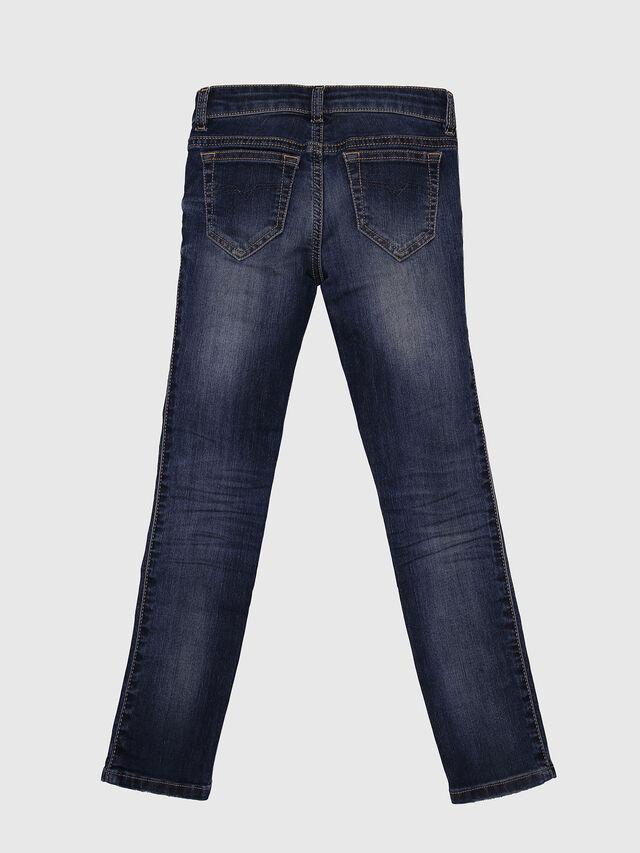 KIDS SKINZEE-LOW-J-N, Dark Blue - Jeans - Image 2