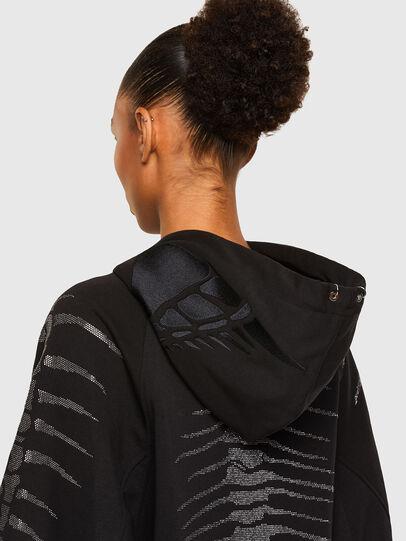 Diesel - F-ACADE, Black - Sweaters - Image 4