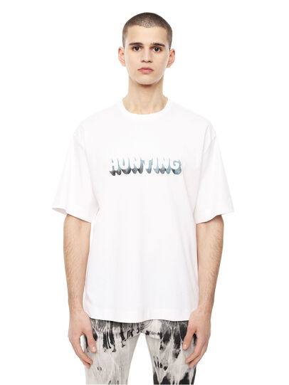 Diesel - TEORIAL-HUNTER,  - T-Shirts - Image 1