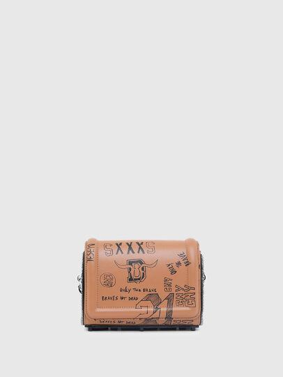 Diesel - CL - YBYS S CNY, Beige - Crossbody Bags - Image 1