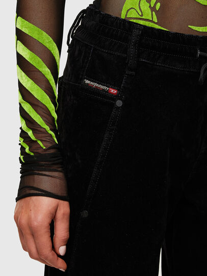 Diesel - Krailey JoggJeans® 069TB, Black/Dark grey - Jeans - Image 3