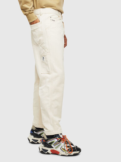 Diesel - P-LAMAR, White - Pants - Image 4