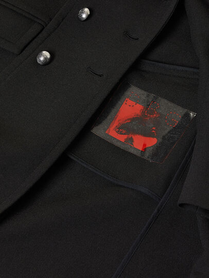 Diesel - W-ARLENE, Black - Jackets - Image 6