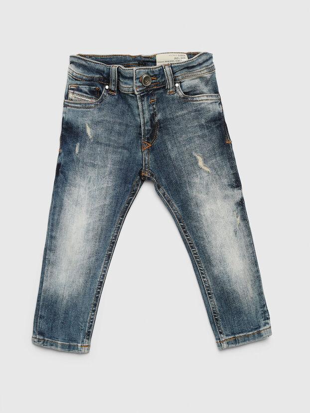 SLEENKER-B-N, Medium blue - Jeans