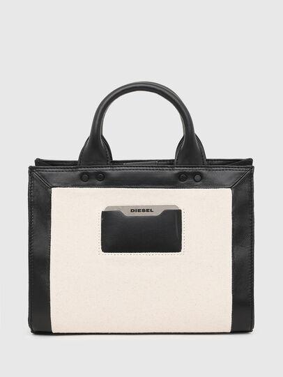 Diesel - SANBONNY SPF, Black/White - Satchels and Handbags - Image 2