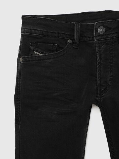 Diesel - THOMMER-J JOGGJEANS, Black - Jeans - Image 3