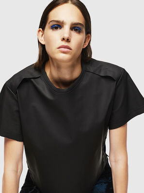 T-DARYL, Black - T-Shirts