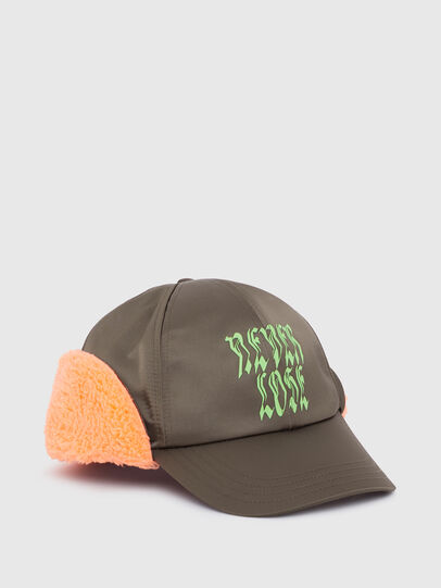 Diesel - CIFUR, Military Green - Caps - Image 1