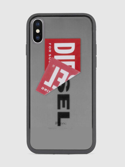 Diesel - STICKER IPHONE X CASE,  - Cases - Image 2