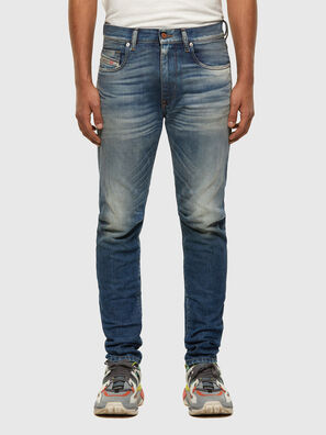 D-Strukt 009HH, Medium blue - Jeans