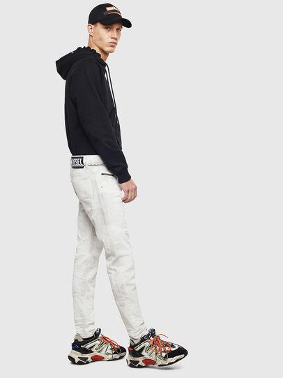 Diesel - D-Luhic JoggJeans 069LZ, White - Jeans - Image 4