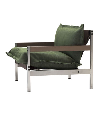 Diesel - IRON MAIDEN - ARMCHAIR,  - Furniture - Image 4