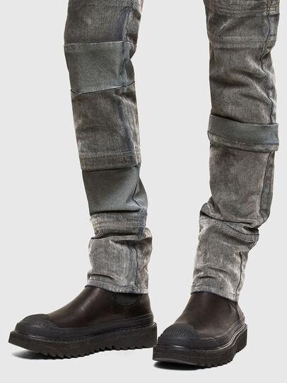 Diesel - TYPE-2020, Dark grey - Jeans - Image 5