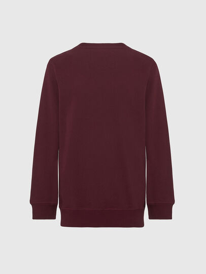 Diesel - UMLT-WILLY, Bordeaux - Sweaters - Image 2