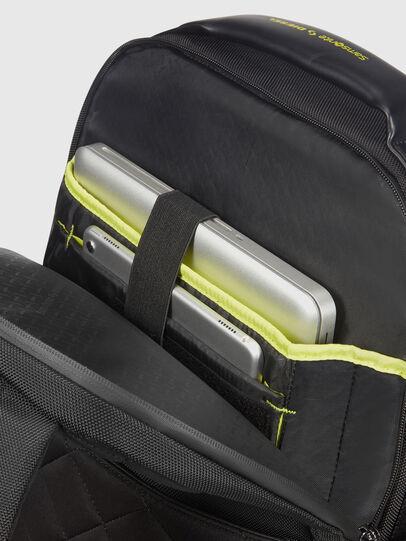 """Diesel - """"KB1*19001 - OPENROA, Black/Yellow - Backpacks - Image 6"""
