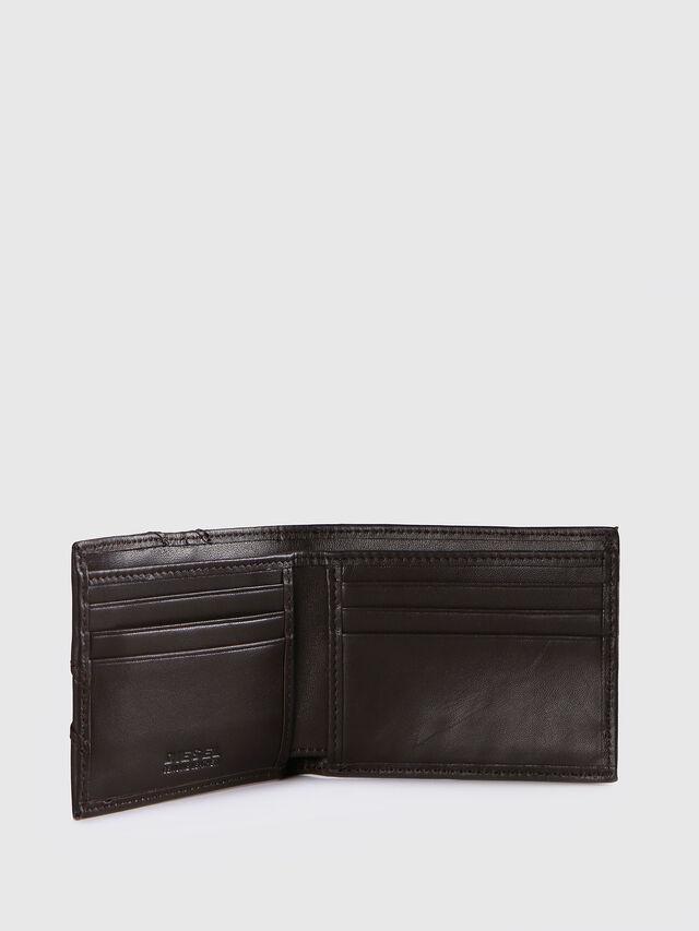 Diesel NEELA XS, Dark Brown - Small Wallets - Image 3