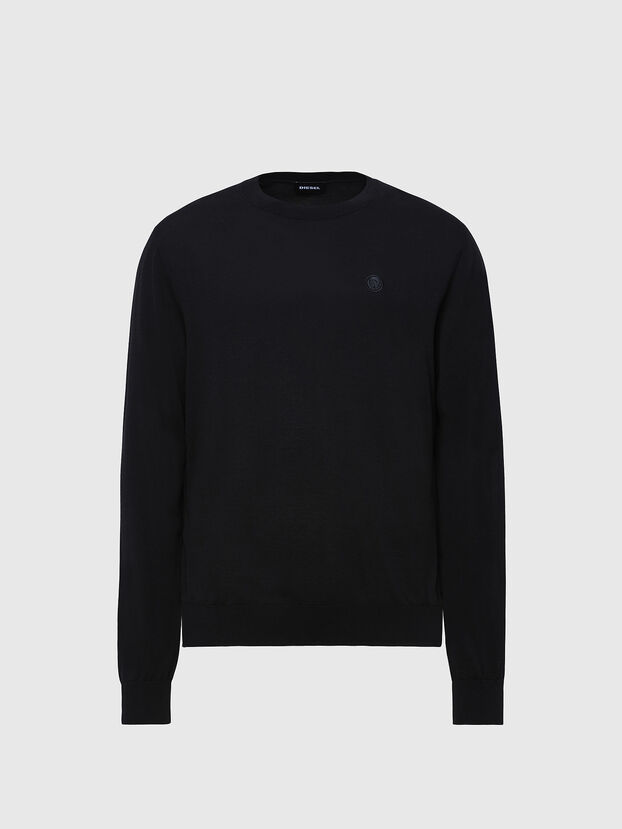 K-CROFT, Black - Knitwear