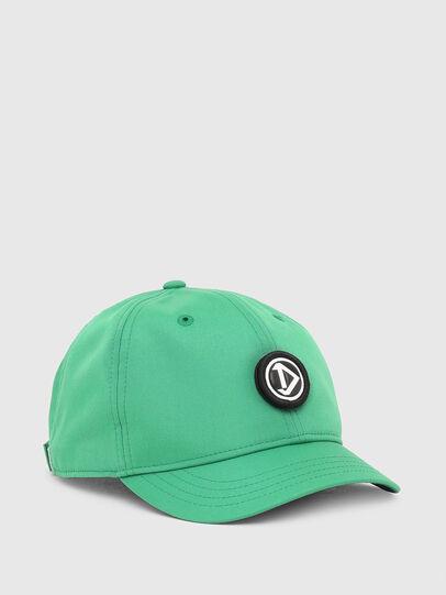 Diesel - DIESET, Green - Caps - Image 1