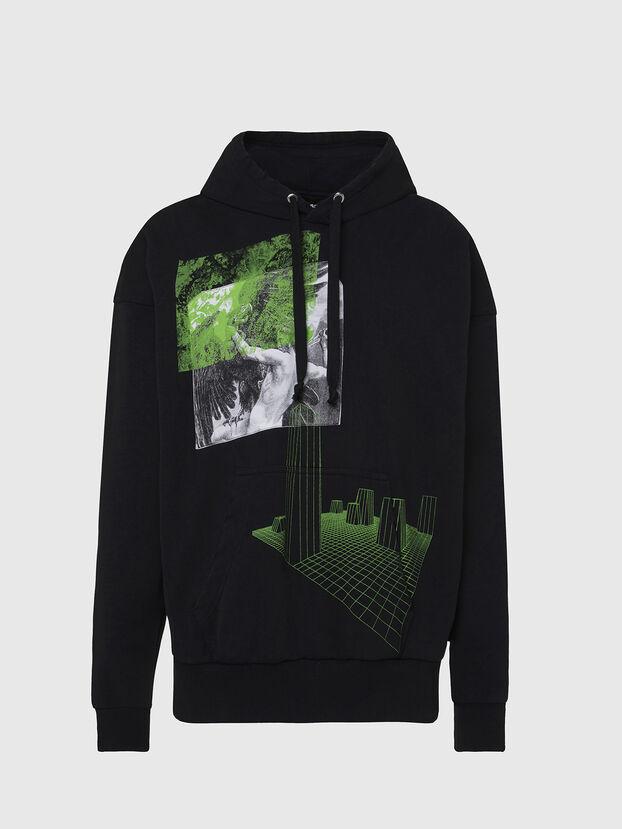 S-ALBY-X2, Black - Sweaters