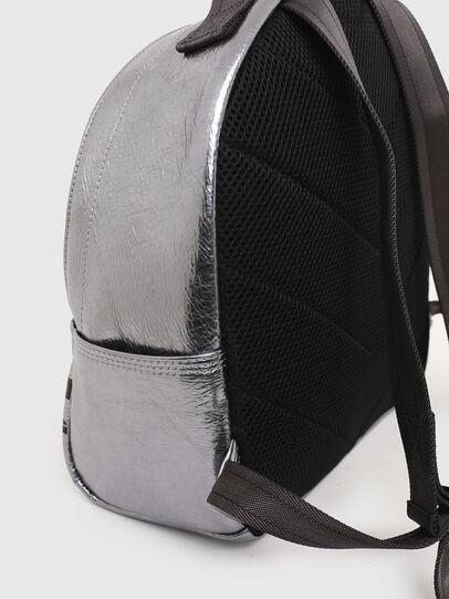 Diesel - F-BOLD BACK FL II, Silver - Backpacks - Image 5