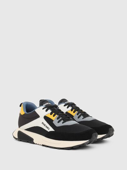 Diesel - S-TYCHE LOW CUT, Black/White - Sneakers - Image 2