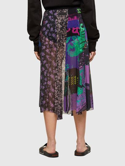 Diesel - O-KLARISSA, Black - Skirts - Image 2