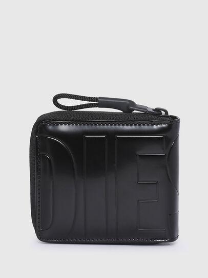 Diesel - ZIPPY HIRESH S II, Black - Small Wallets - Image 2