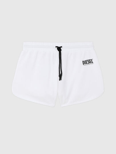 Diesel - UFLB-SHORTER, White - Pants - Image 1