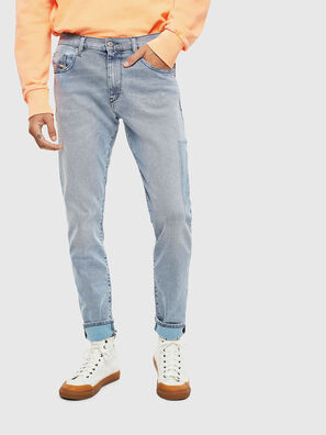 D-Strukt 009BP, Light Blue - Jeans