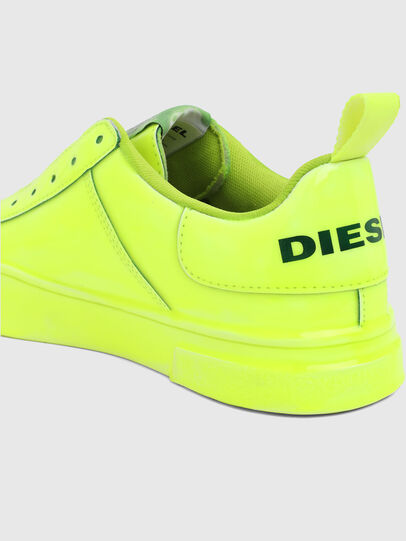 Diesel - S-CLEVER SO W, Yellow - Sneakers - Image 5