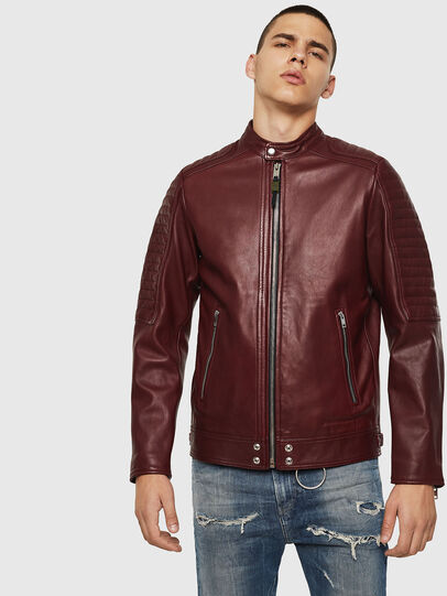 Diesel - L-SHIRO,  - Leather jackets - Image 1