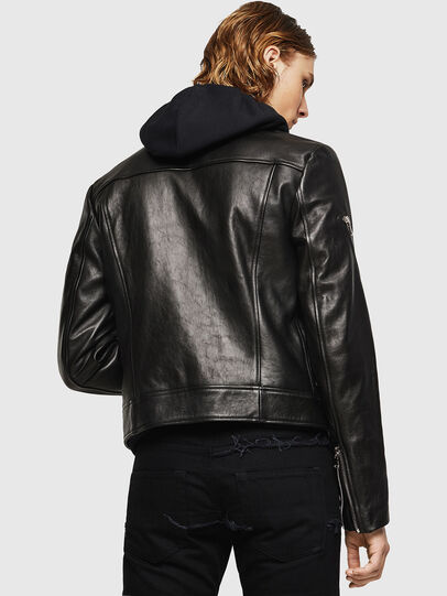 Diesel - L-PERF,  - Leather jackets - Image 2