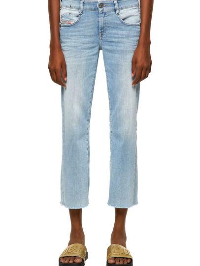Diesel - D-Ebbey 009ZZ, Light Blue - Jeans - Image 1