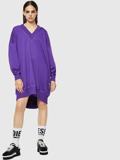 Diesel - D-KESAR-A, Violet - Dresses - Image 6